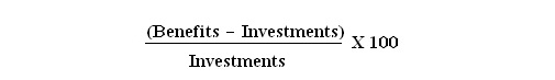 Return On Investment Roi Meaning Formula How To