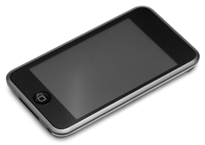 cell phone to show text messaging for communication