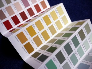 How to pick out Paint Swatches for the church nursery like Alan Greenspan by IconCMO church management software