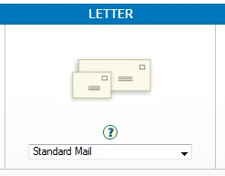 Nonprofit Postage Discount Calculator Standard Letter
