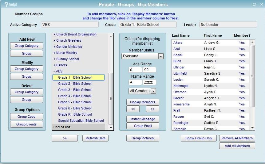 Manage Groups IconCMO 2