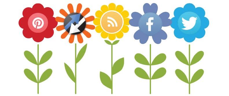 Growing Social Media Flowers for Church Outreach