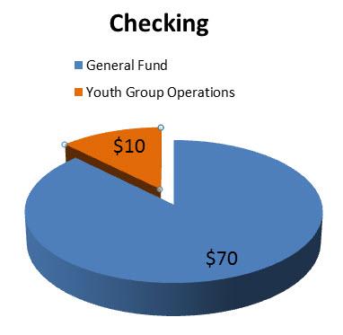 Checking Account Break Down