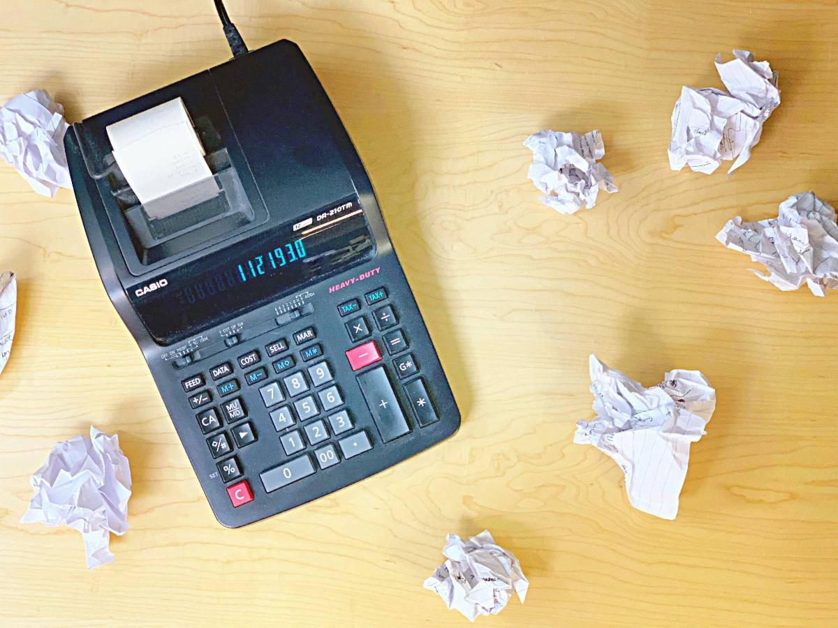 accounting mistakes without an accounting system for the church finance team